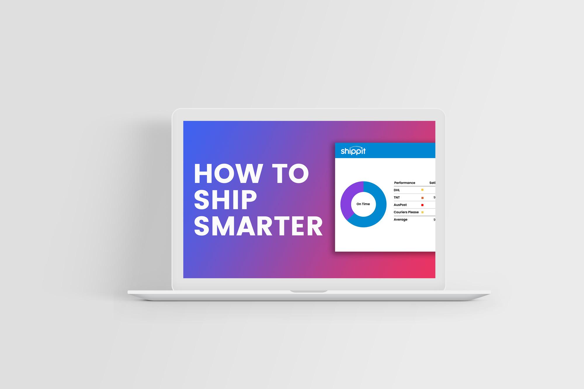 Smarter Shipping   Shippit