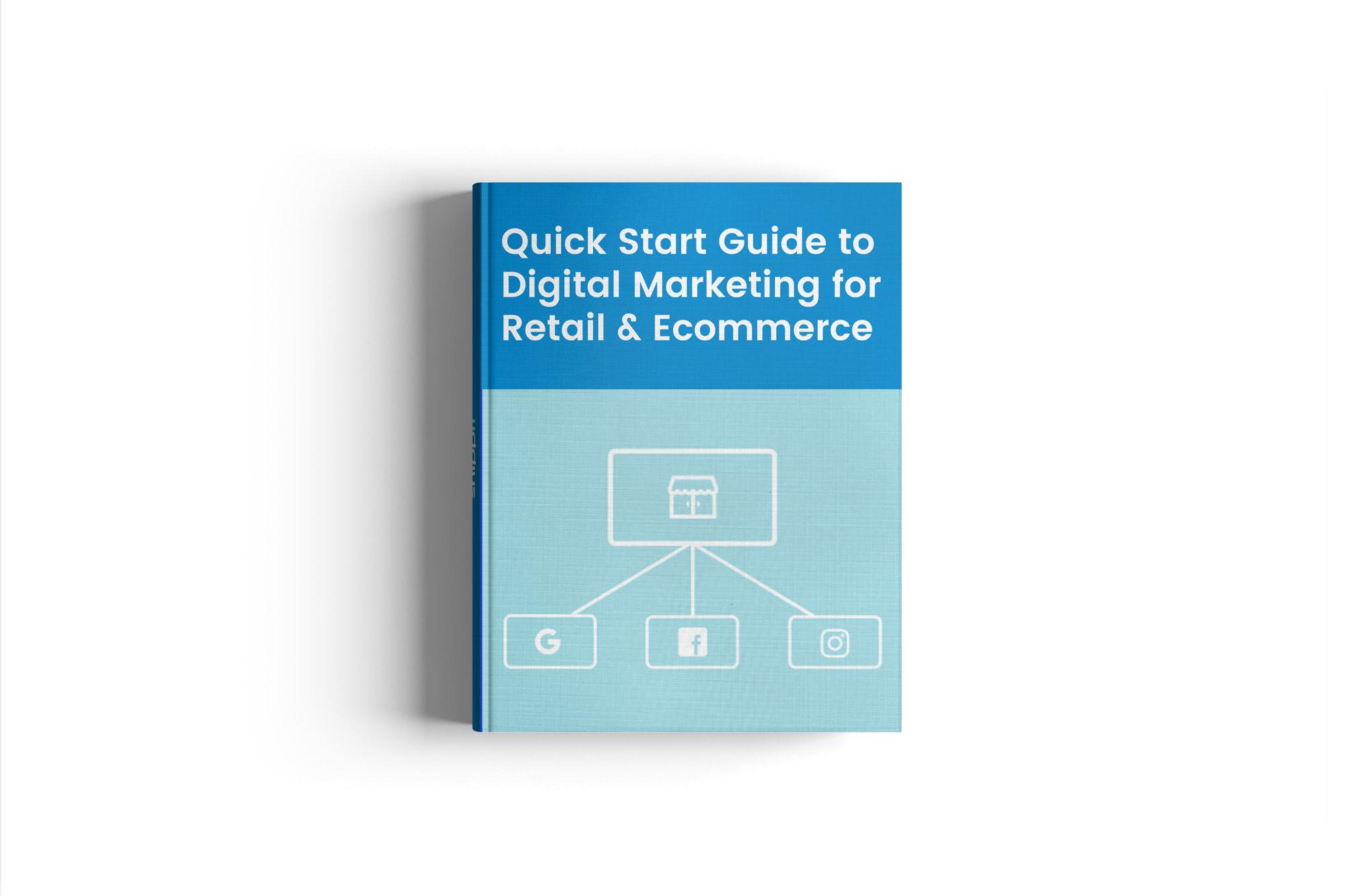 Digital Marketing Retail eBook